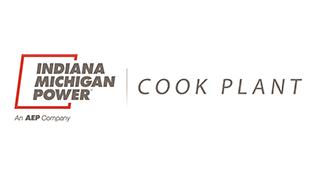 indiana michigan power cook plant logo